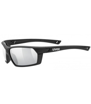 Uvex Sportstyle 225 mat black slnečné okuliare