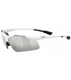 Uvex Sportstyle 223 white slnečné okuliare