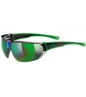 Uvex Sportstyle 204 green slnečné okuliare