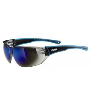 Uvex Sportstyle 204 blue slnečné okuliare