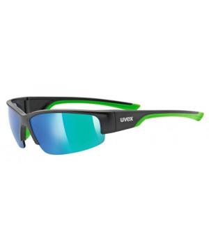 Uvex Sportstyle 215 mat green slnečné okuliare