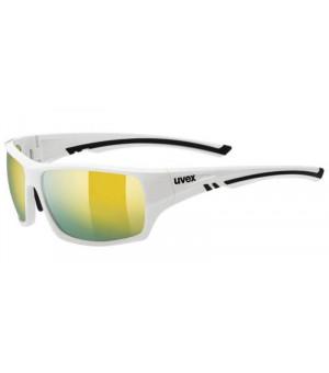 Uvex Sportstyle 222 POLA white slnečné okuliare