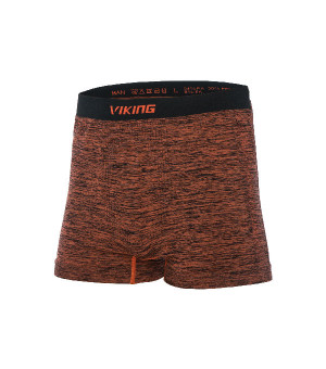 Viking Flynn Boxer Shorts boxerky oranžové