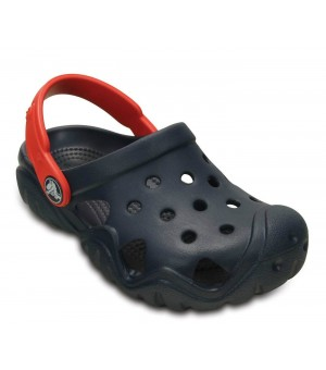 CROCS SOFTWATER JR SANDÁLE BLACK