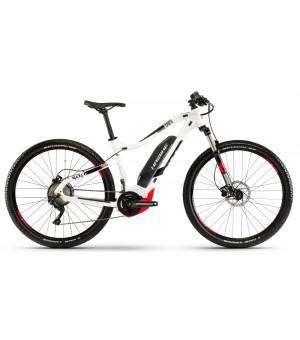 Haibike SDURO Hardnine 2.0 elektrobicykel biela/čierna/červená 2019