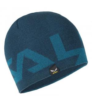 Salewa Antealo 2 Reversible Wool Beanie poseidon čiapka