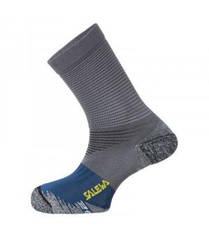 Salewa Trek N Socks prince blue/asphalt ponožky