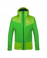 Salewa Puez 2 Powertex/Tirolwool Celliant 2L M Jacket classic green bunda