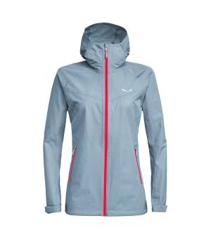 Salewa Puez Aqua 3 Powertex W Jacket blue fog bunda