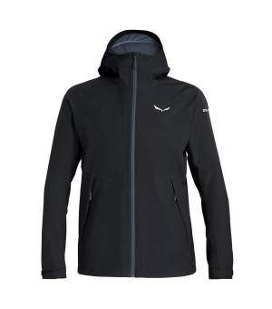 Salewa Puez 2 GTX 2L M Jacket black out bunda