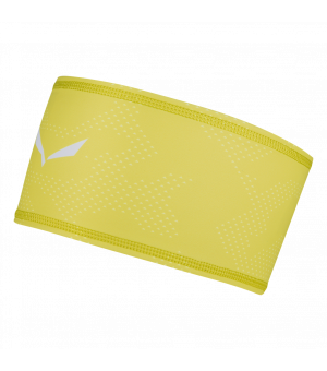 SALEWA PEDROC ALLOVER HEADBAND ČELENKA ŽLTÁ