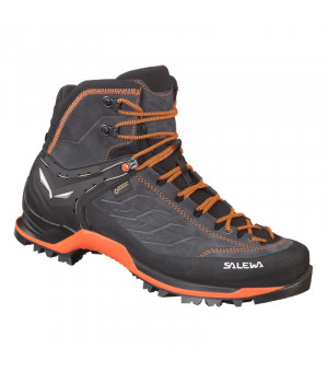 Salewa MS Mountain Trainer Mid GTX asphalt/fluo orange