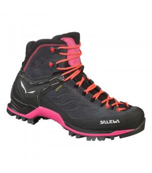 Salewa WS Mountain Trainer Mid GTX asphalt/sangria