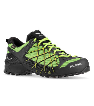 Salewa MS Wildfire GTX black out/fluo yellow