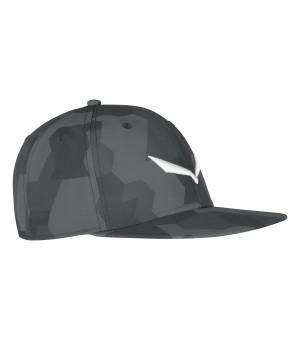 SALEWA CAMOU FLAT CAP ČIAPKA