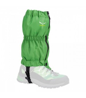 SALEWA JUNIOR GAMAŠE ZELENÉ