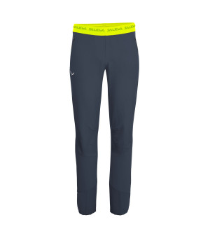 Salewa Agner Light Durastretch Engineered M Pant ombre blue nohavice