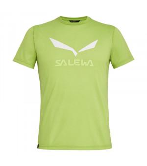 Salewa Solidlogo Drirelease M T-Shirt monster melange tričko