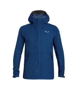Salewa Puez Clastic Powertex 2L M Jacket poseidon bunda