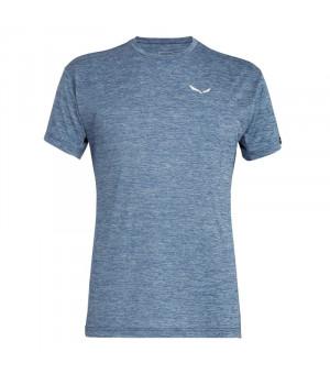 Salewa Puez Melange Dry M T-Shirt poseidon melange tričko