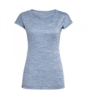 Salewa Puez Melange Dry W T-Shirt poseidon melange tričko