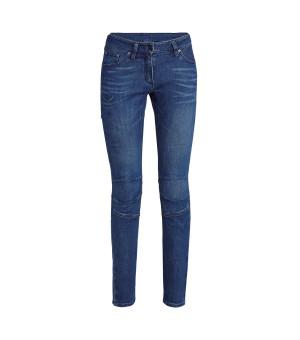 Salewa Agner Denim Cotton W Pant jeans blue nohavice