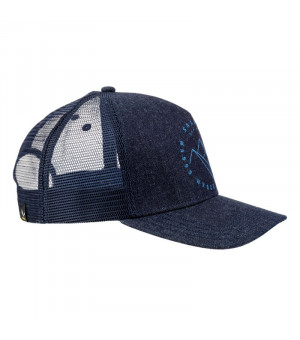 Salewa Denim Mesh Cap dark denim šiltovka
