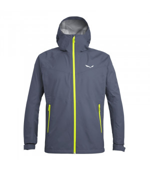 Salewa Puez Aqua 3 Powertex M Jacket grisaille bunda