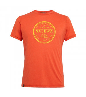 Salewa Base Camp Drirelease M T-Shirt dawn melange tričko