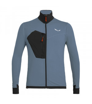 Salewa Pedroc Polartec Full-Zip M Fleece flint stone mikina