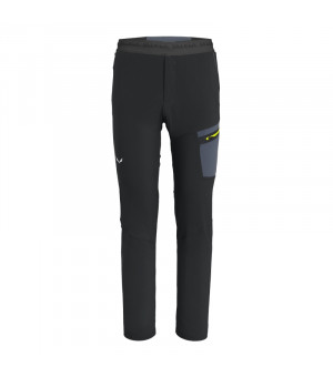 Salewa Pedroc Light Durastretch M Pant black out nohavice