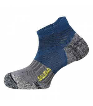 Salewa Approach Edge N Socks blue/ombre blue ponožky