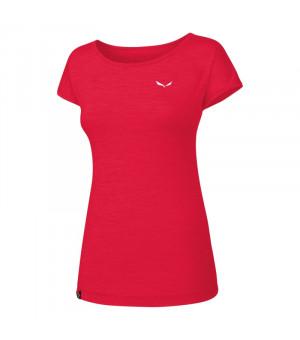 Salewa Puez Melange Dry W T-Shirt devils melange tričko