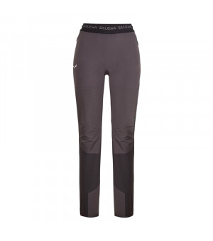 Salewa Agner Light Durastretch Engineered W Pant black out nohavice