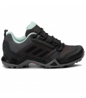 Adidas Terrex AX3 GTX W Grey / Core Black / Clear Mint