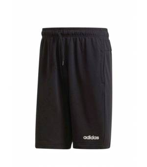 Adidas Essentials Plain Short French Terry M Black kraťasy