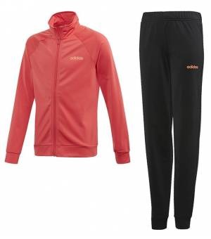 Adidas YG Entry TS CORPNK/BLACK/SIGCOR súprava