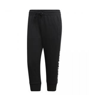 Adidas W Essential Linear ¾ Pant Black nohavice