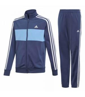 Adidas YB TS Tiberio TECIND/LUCBLU/WHITE súprava
