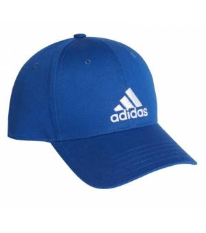 Adidas Baseball Cap Cotton Royal Blue šiltovka