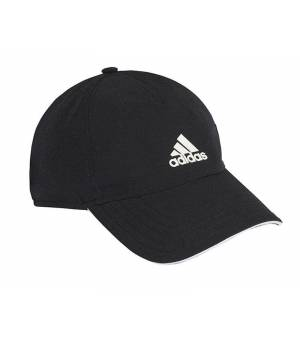 Adidas Basebal cap 4AT Aeroready Black/White šiltovka