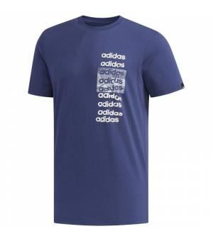 Adidas M 3X3 T tričko TECIND / White