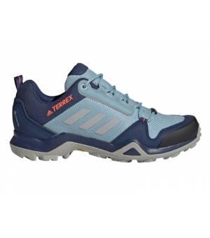 Adidas Terrex AX3 GTX W Tech Indigo / Grey Two / Signal Coral