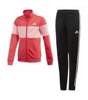 Adidas YG PES TS CORPNK/GLOPNK súprava