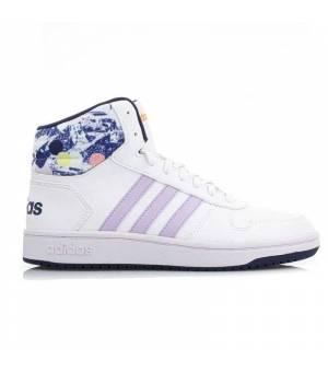 Adidas Hoops MID W 2.0 obuv fialová