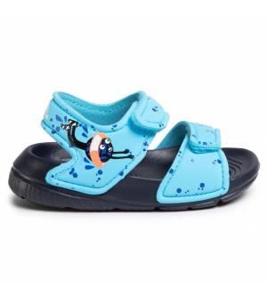 Adidas Altaswim I Sandale  Bright Cyan / Cloud White / Signal Coral