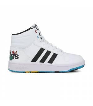 Adidas Hoops Mid 2.0 K obuv viacfarebná