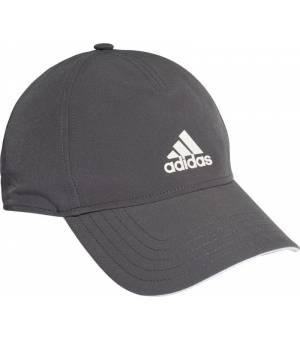 Adidas Basebal Cap 4at Aeroready Grey Six/White/White šiltovka