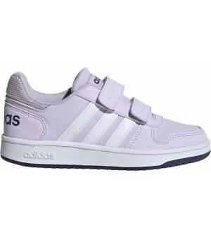Adidas Hoops 2.0 CMF C obuv fialová