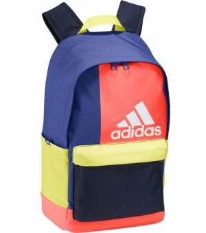 Adidas Classic backpack Royal Blue/Solar Red/White batoh 25 L